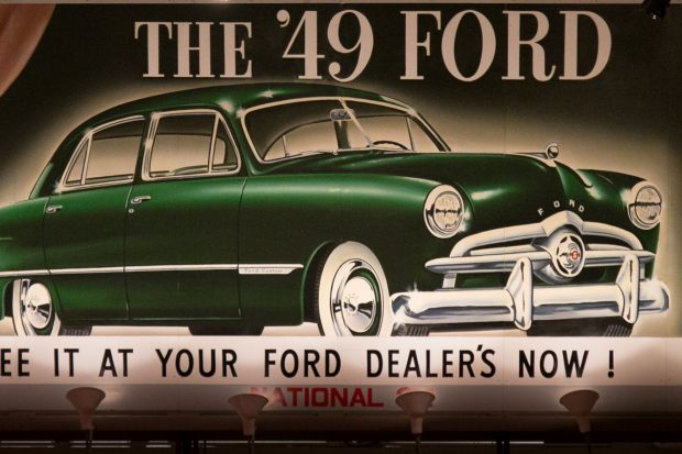 Permalink to: The amazing Henry Ford Museum at Detroit